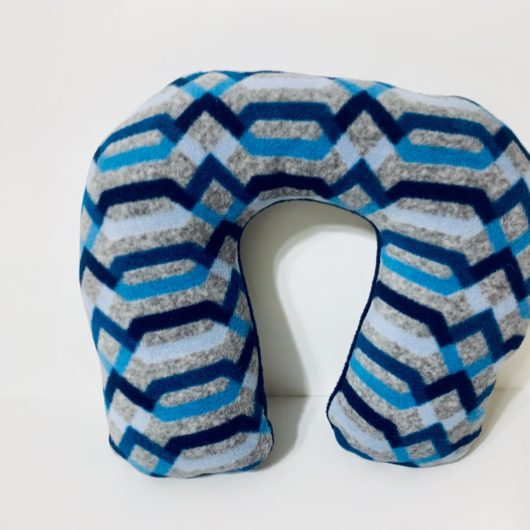 Travel Neck Pillows by Sew Kraftee
