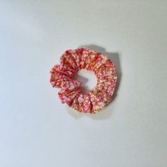 scrunchie perfect for keeping your hair up all day